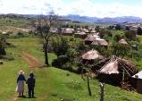 레소토에 미국 단기선교팀 다녀가다.