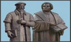 [종교개혁] 루터와 칼빈의 일치와 차이 (1)