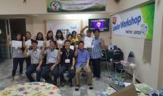 [선교]태국교회의 주일학교 부흥을 일깨우는 파워바이블 사역