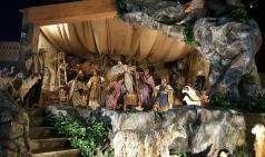 사진으로 보는 베들레헴 성탄절 풍경