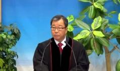 (설교) 자족과 능력의 삶 - 김성복목사(연산중앙교회)