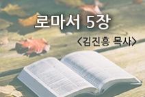 [말씀묵상] 로마서 5장