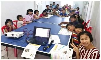[교육선교] 태국에서 Power Bible 복음적 영향력