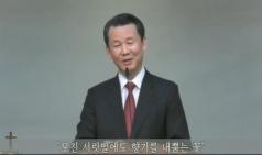 (설교) 모진 서릿발에도 향기를 내뿜는 꽃 - 김대훈목사(초량교회)